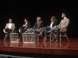 La conferencia solidaria de Pedrola dona a UP&DOWN 740 euros