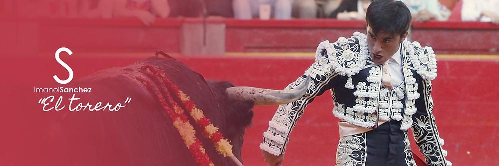 Web Oficial del Torero Imanol Sánchez