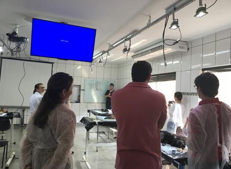 6ª turma de especialização em Oncologia do Instituto Bioethicus em Botucatu / SP