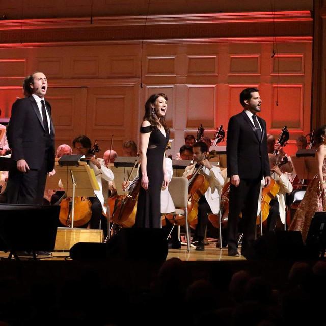 Bernstein Centennial Concert