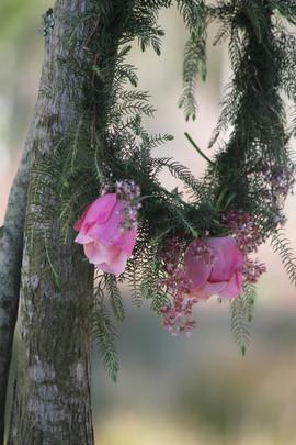 Flower Crowns at our Reawakening Retreat 2019