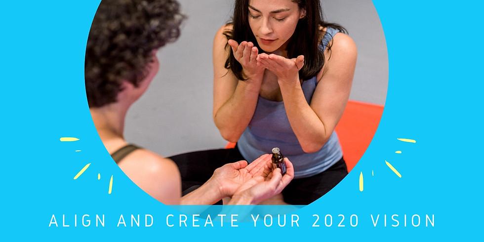 2020 Vision EssentialYoga Workshop Sat Jan.18th