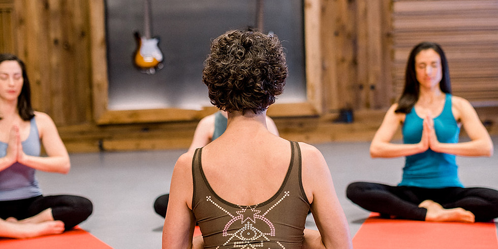 ZOOM (Online) YOGA TUESDAY 8AM