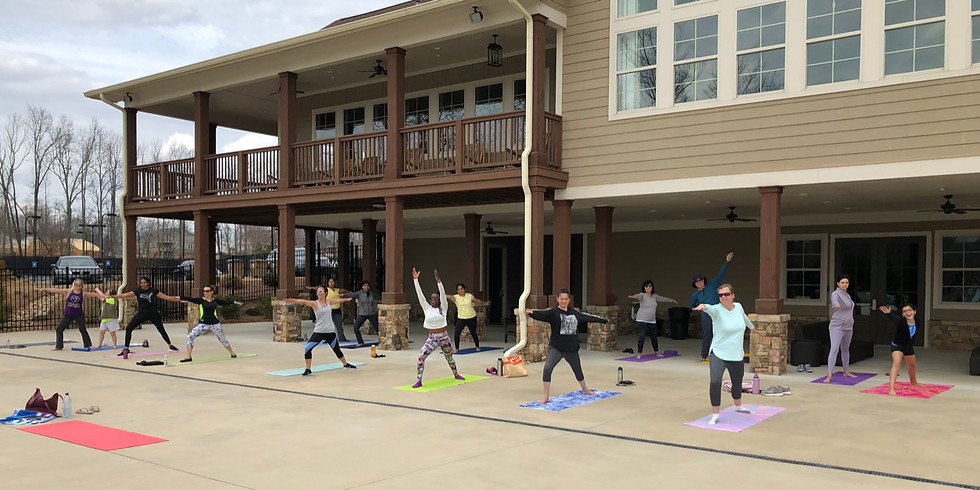 All Level Yoga with Cari May 15th