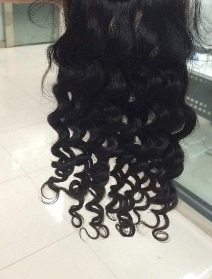 Seductive Curl Closure