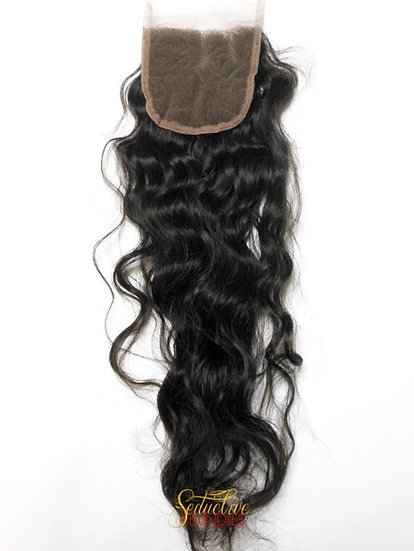 Indian Temple Loose Wave Closure