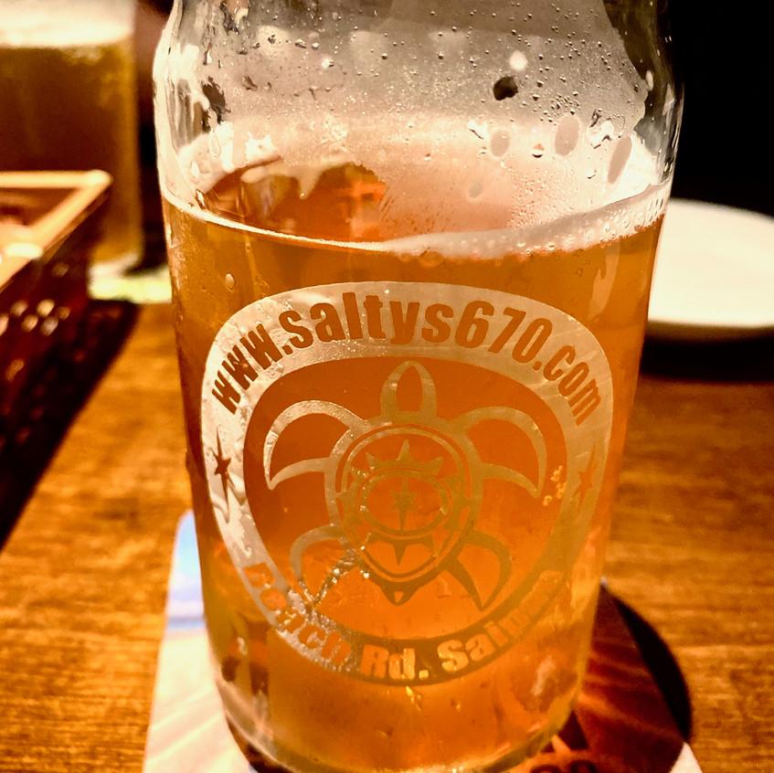 ソルティーズの地ビール