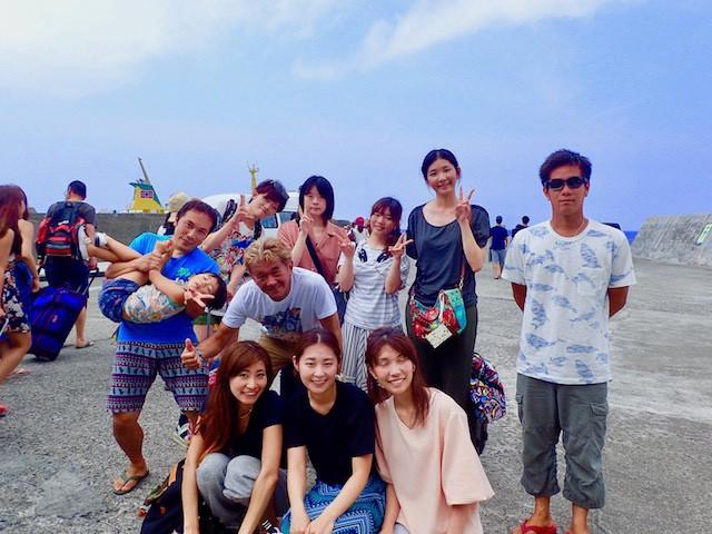 御蔵島ドルフィンスイムツアー