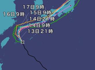 2017.9/16-18 台風のため中止