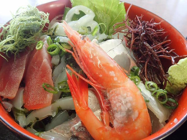 初島海鮮丼