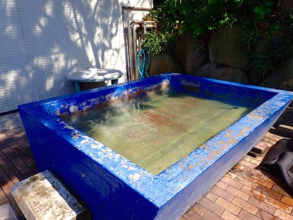 初島ダイビングセンター風呂