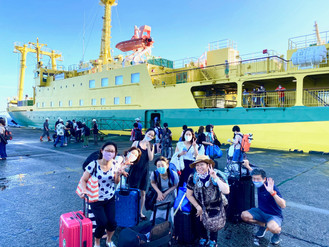 2020.8/12-14 御蔵島ドルフィンツアー