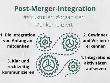 Post-Merger-Integration: Was man alles  falsch machen kann, nachdem man ein Unternehmen gekauft hat.