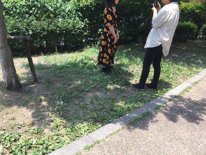 ビジュアル撮影☆