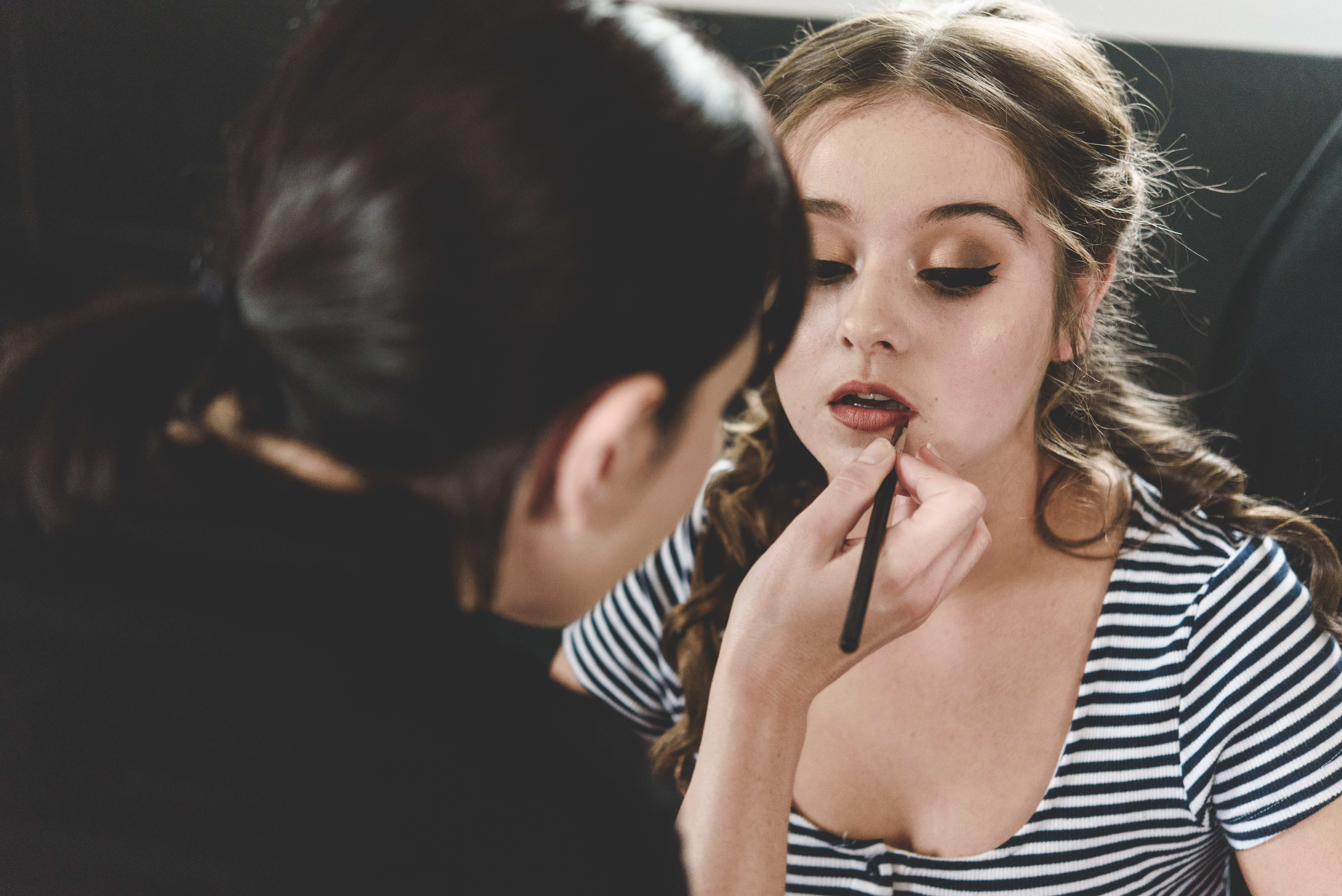 Make up at home studio