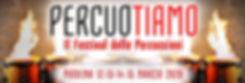 PERCUOTIAMO 2020
