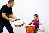Lele Shaddy Drum Circle & Music Theraphy
