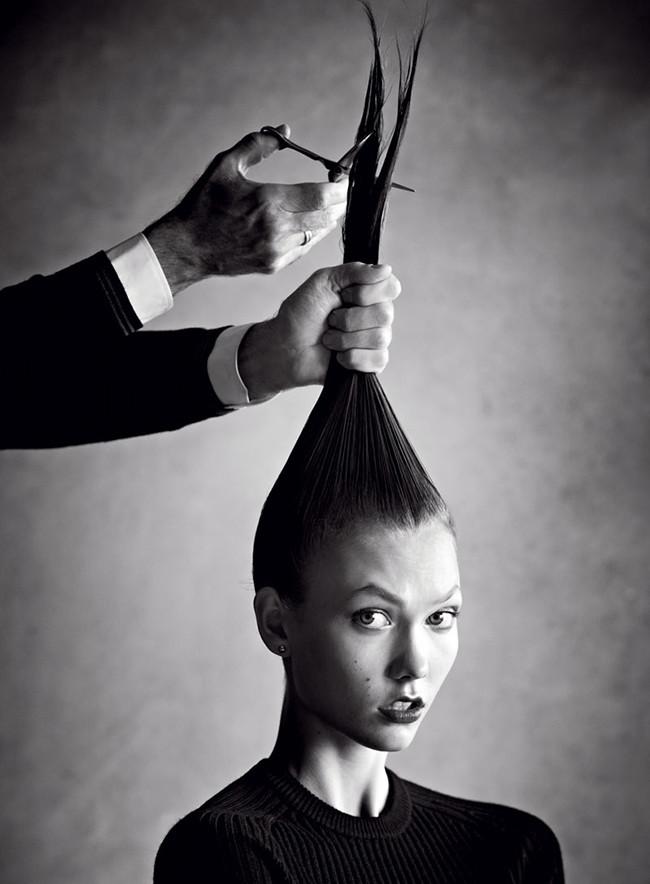 Hora do corte - 5 Sinais que seus cabelos precisam ser cortados.