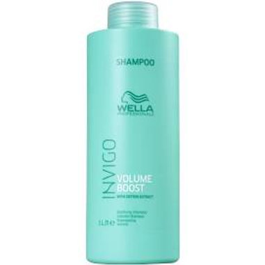 Wella Professionals Invigo Volume Boost - Shampoo 1000ml