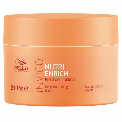 Wella Professionals Invigo Nutri-Enrich - Máscara de Nutrição 150ml