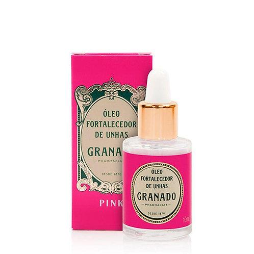 Óleo Fortalecedor de Unhas 10ml Pink - Granado