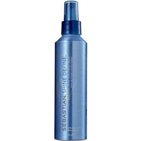 Sebastian Professional Flaunt Shine Define - Spray de Brilho Modelador 200ml