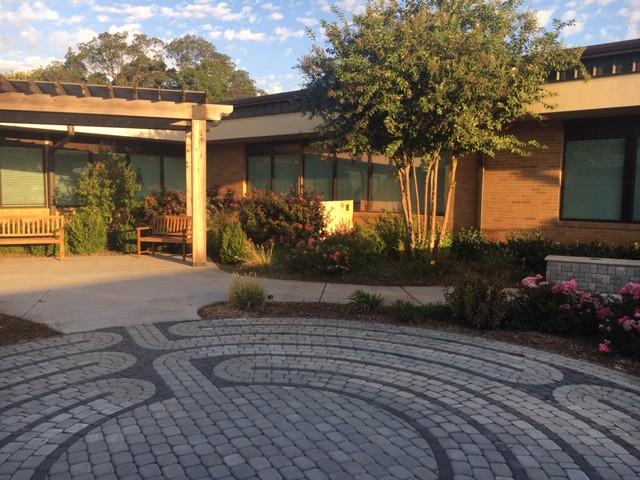 Prayer Garden (Labryinth)