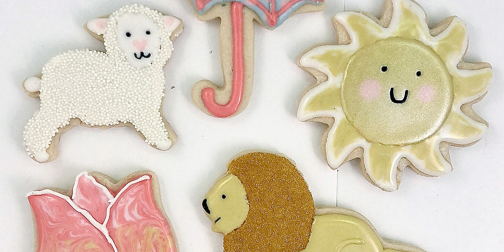 In like a LION...out like a LAMB Cookie Decorating Class