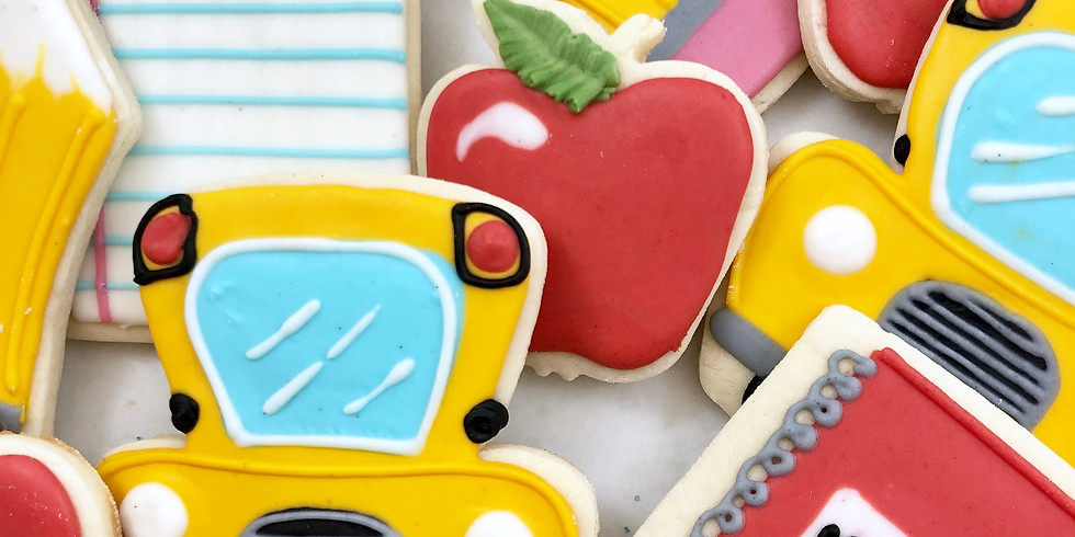 Back to School Cookie Class