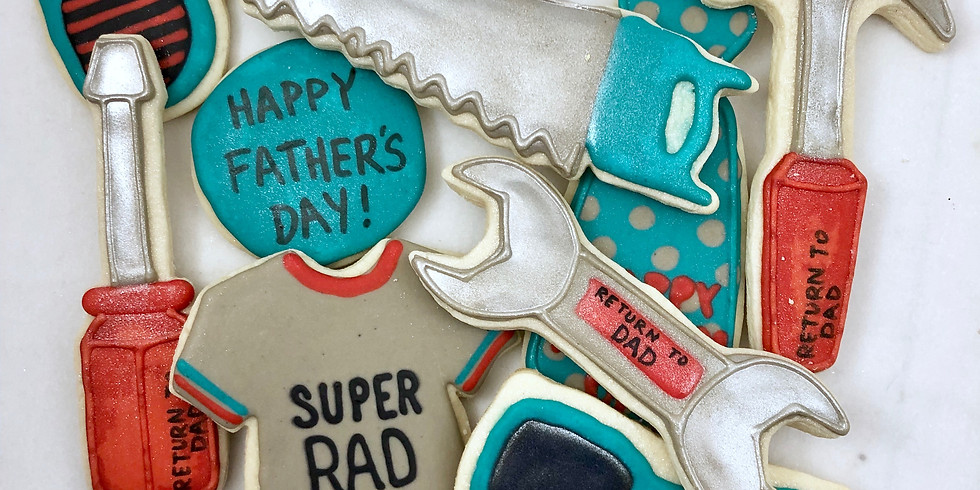 Father's Day Cookie Workshop