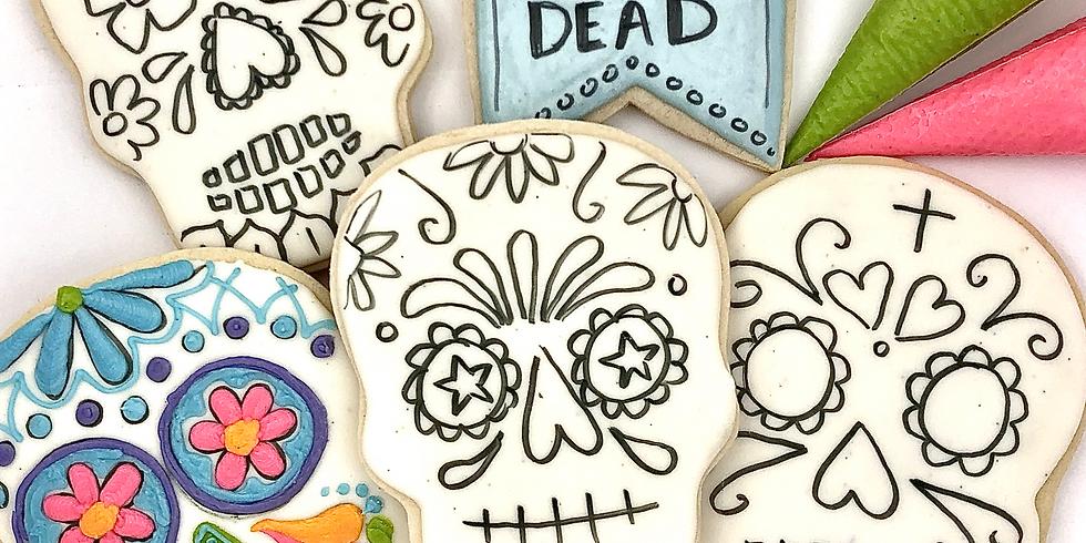 Sugar Skulls-VIRTUAL Only