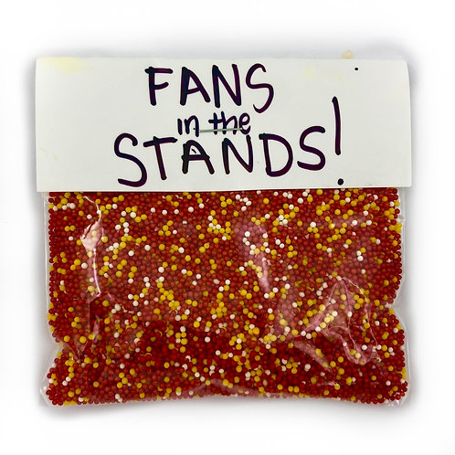 Fans in the Stands Sprinkles