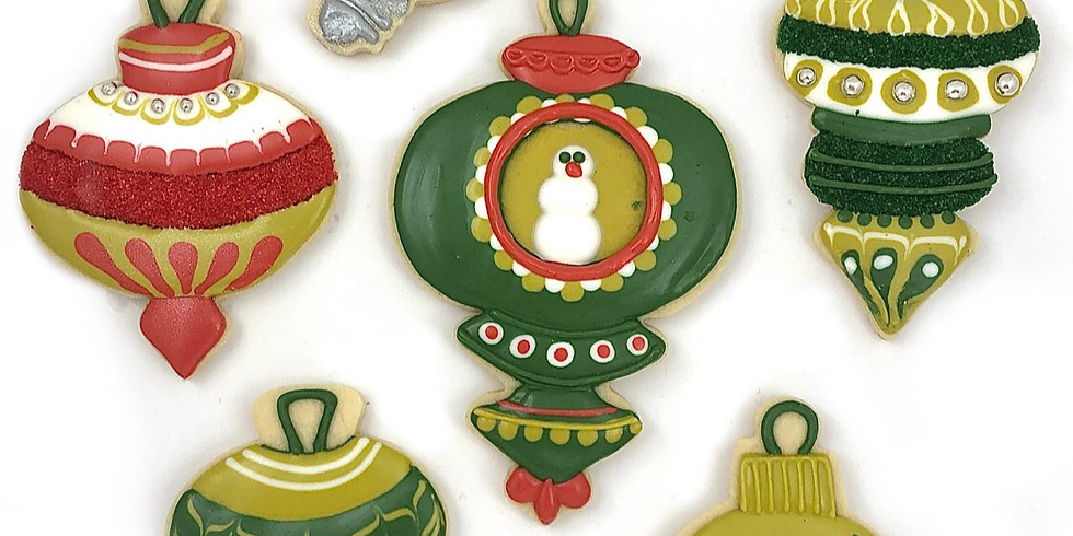 Vintage Ornaments (IN PERSON)