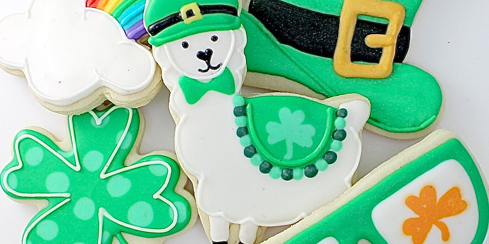 St. Pat's Cookie Decorating Class