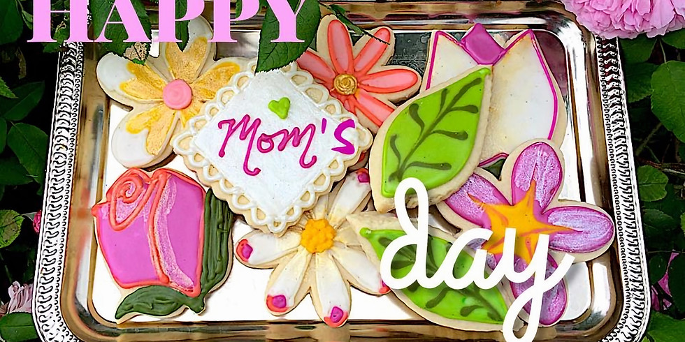 Mother's Day Cookie Workshop