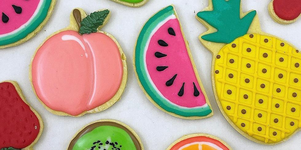 Fruit Cookie Workshop
