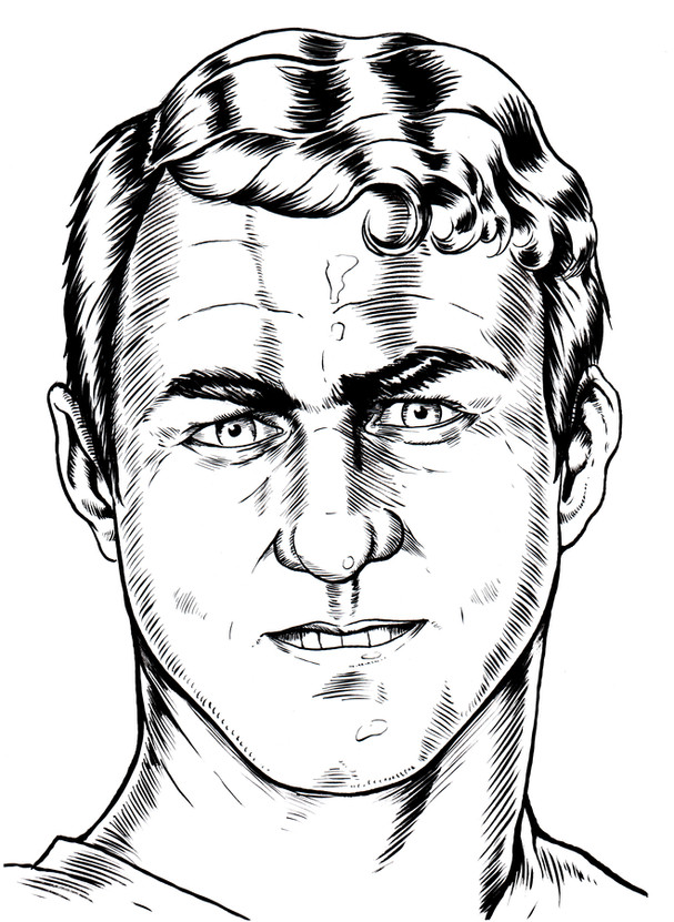 Portrait of a guy