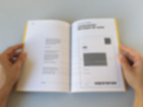 corporative identity manual stationary paper