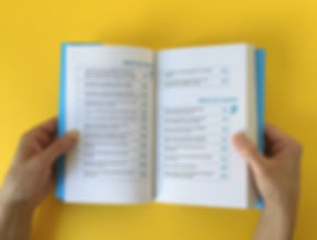 editorial design linguistic essay facebook twitter courtesy index