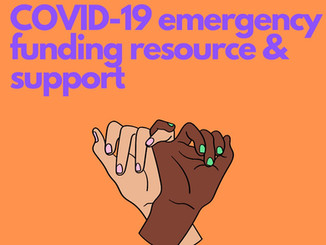 COVID-19 funding resource & support for freelancers and small businesses