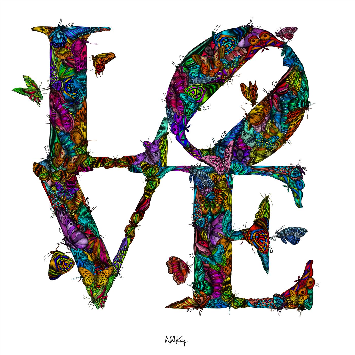 love by willkay