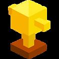 Cubo-trofeo