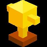 Cube-troféu