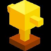 Cube-trophée