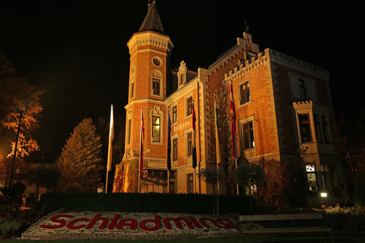 Rathaus Schladming