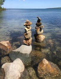 Rocks Erected