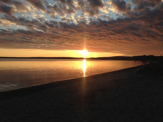 Batchawana Sunset.