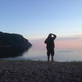 Old Woman Bay.