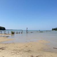 Oliphant Beach.