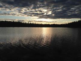 Golden Lake.